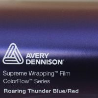 Avery CF Roaring Thunder Blue Red