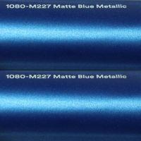 3M M227 Matt Blue Metallic