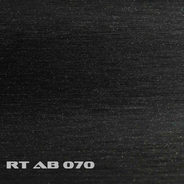Rapid Teck® Premium Brushed AB 070 Schwarz