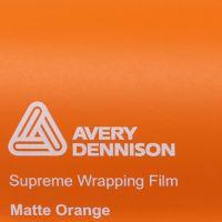 Avery Orange Matte