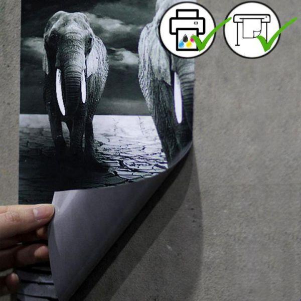 ASLAN® DFP 08 UltraTack Digitaldruckfolie glänzend