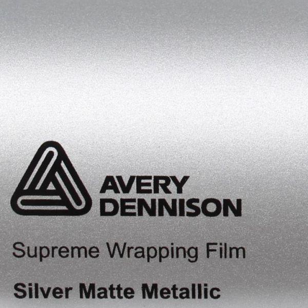 Avery Dennison® Autofolie Matt Schwarz
