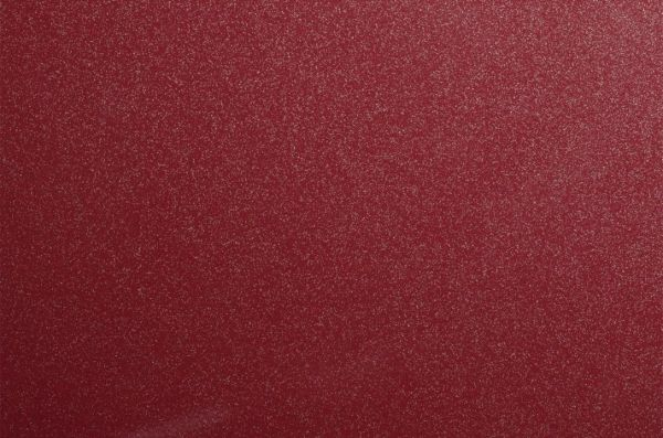 Cover Styl'® J8 Strahlendes Rot Glitzer