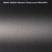 3M M221 Matte Charcoal Metallic