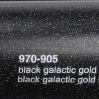 905 Black Galactic Gold Matt