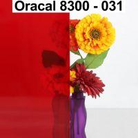 Oracal® 8300 Transparent Cal Fensterfolie Übersicht