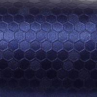 192 Tiefblau Metallic Honigwaben