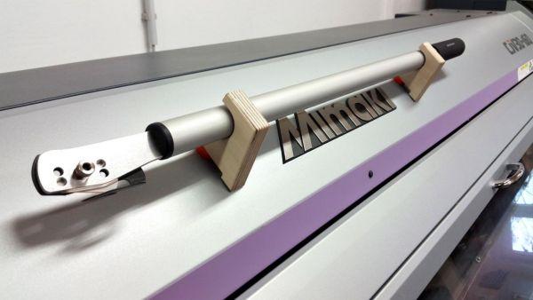 Yellotools magnetische Halterungen für LongReach Knife Schneidemesser