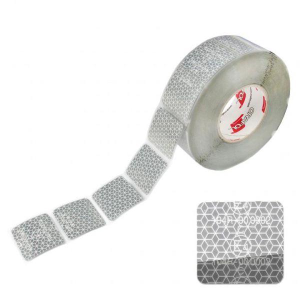 Oralite® VC 104+ Curtain Grade segmentierte Konturmarkierung Weiß