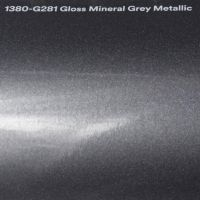 3M G281 Gloss Mineral Grey Metallic