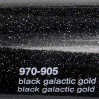905 Black Galactic Gold Glanz