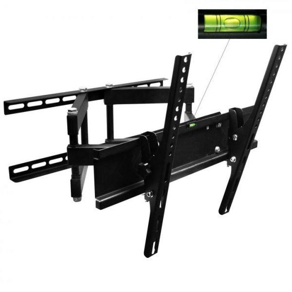 Rapid Teck® TV Wandhalterung neig-/schwenkbar bis 50 Zoll