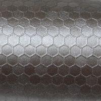 933 Zinn Metallic Honigwaben