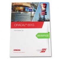 Vorschau: Oracal 651 Intermediate Cal Farbkarte