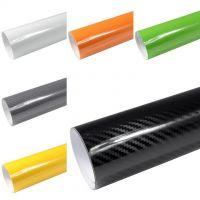 Rapid Teck® 5D Carbon Hochglanz Autofolie