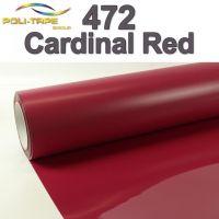 472 Cardinal Red