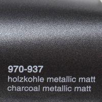 937 Holzkohle Metallic