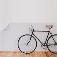 Transparente Wandschutzfolie