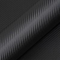 Hexis® SKINTAC HX30000 Carbon / Struktur HX30CANCOB Carbon Grauschwarz