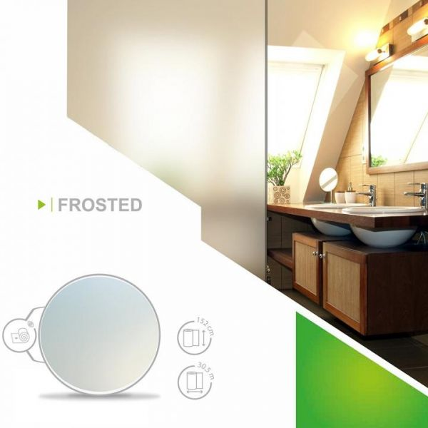 Rapid Teck® Premium Milchglasfolie Frosted AD220
