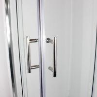 Rapid Teck® Duschkabine Tür