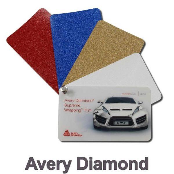 Avery Dennison®  Autofolie Glitzereffekt Bernstein