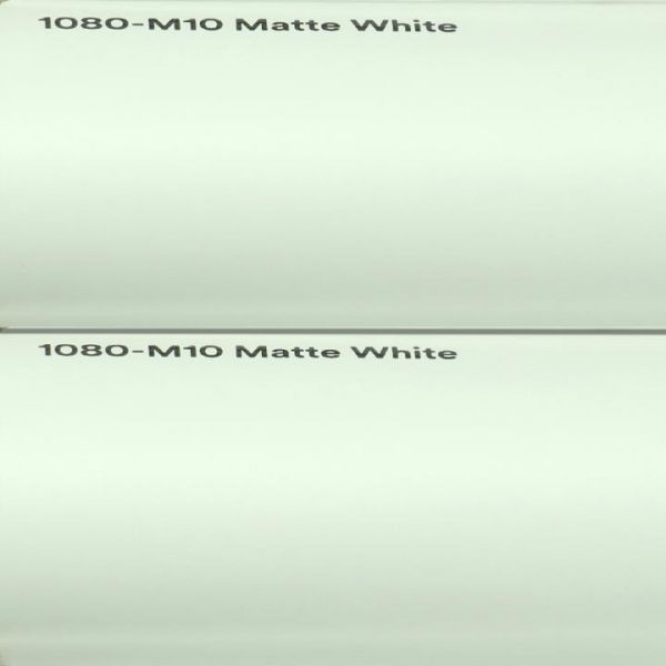 3M Scotchprint 1080 Matt Autofolie Farbfächer