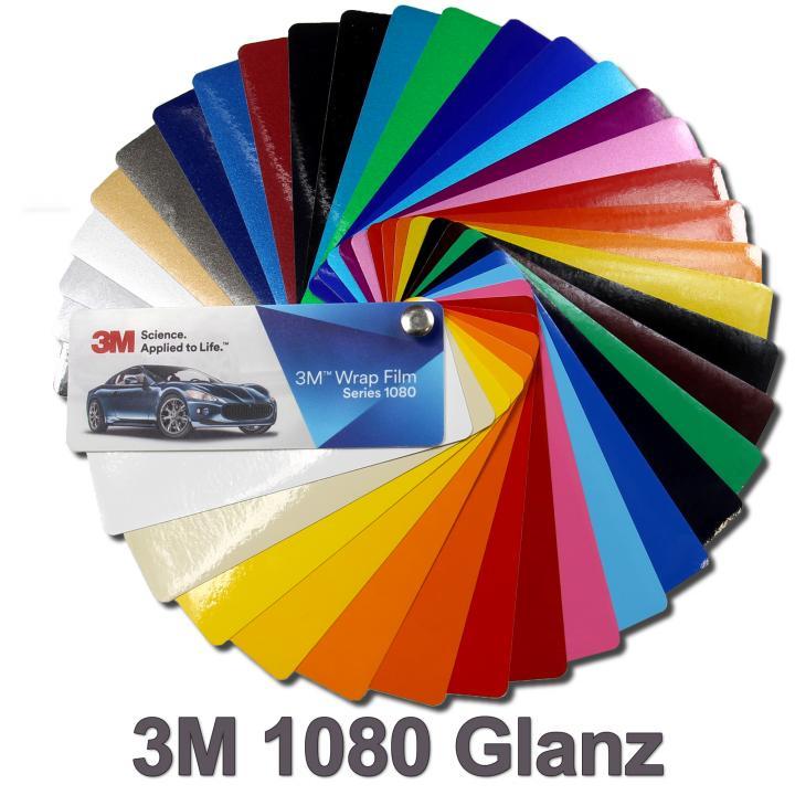 3m scotchprint 1080 glanz autofolie g nstig online kaufen. Black Bedroom Furniture Sets. Home Design Ideas