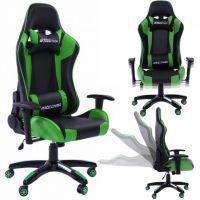 Schwarz / Grün