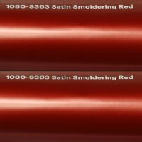 3M S363 Satin Smoldering Red