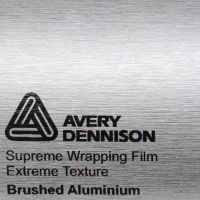 Avery Brushed Aluminium