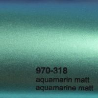 318 Aquamarin Matt