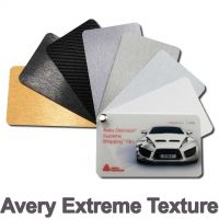 Avery Dennison® Supreme Wrapping Film Extreme Texture