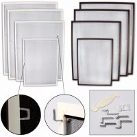 rapid teck fliegengitter mit rahmen g nstig online kaufen. Black Bedroom Furniture Sets. Home Design Ideas
