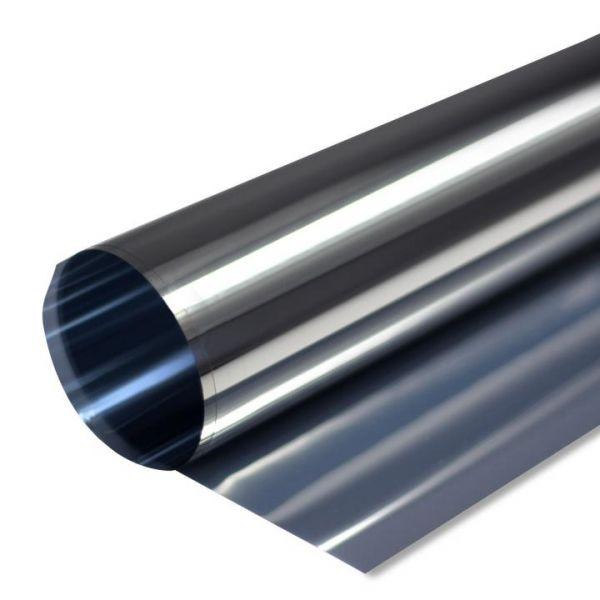 Rapid Teck® Spiegelfolie Silber Rolle