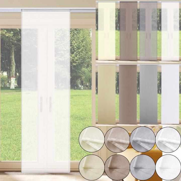 rapid teck schiebevorhang g nstig online kaufen. Black Bedroom Furniture Sets. Home Design Ideas