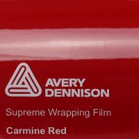 Avery Gloss Carmine Red