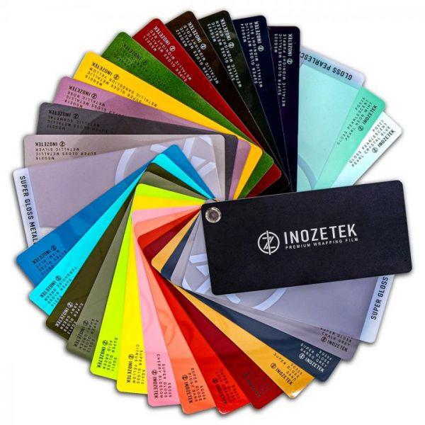 Inozetek Farbfächer True Gloss 25 Farben