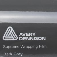 Avery Gloss Dark Grey