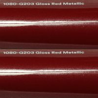 3M G203 Gloss Red Metallic