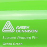 Avery Gloss Grass Green