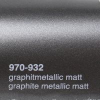 932 Graphit Metallic