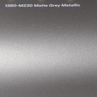 3M M230 Matte Grey Metallic