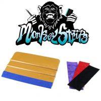 Monkey Strips Rakelpolster