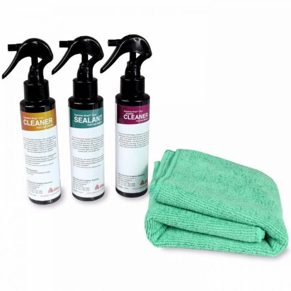 Avery Dennison® Supreme Wrap™ Care Sample Kit