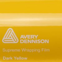Avery Gloss Dark Yellow