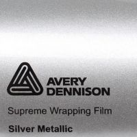 Avery Gloss Silver Metallic