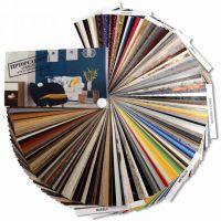 Cover Styl'® Möbel-Dekorfolie Farbfächer TipTopCarbon