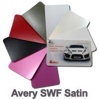 Avery® Supreme Wrapping Film Satin