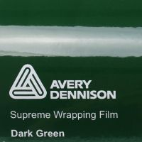 Avery Gloss Dark Green